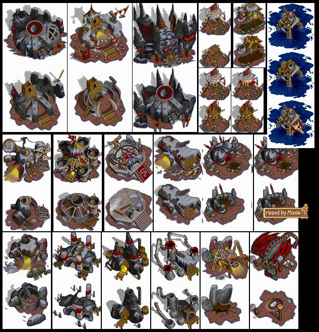 Orcs Warcraft 2